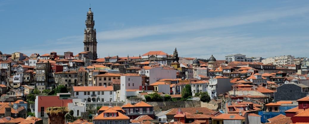 Porto Arch Header